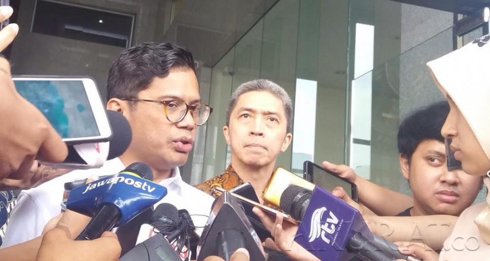 Mitigasi Suap Pengadaan, CEO Garuda Indonesia Audiensi dengan KPK