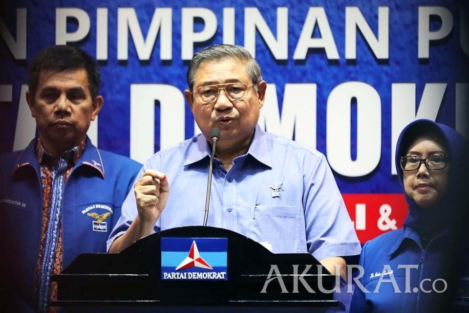 Kemungkinan Kemenkumham RI Tolak Permohonan SBY Soal Hak Paten Demokrat