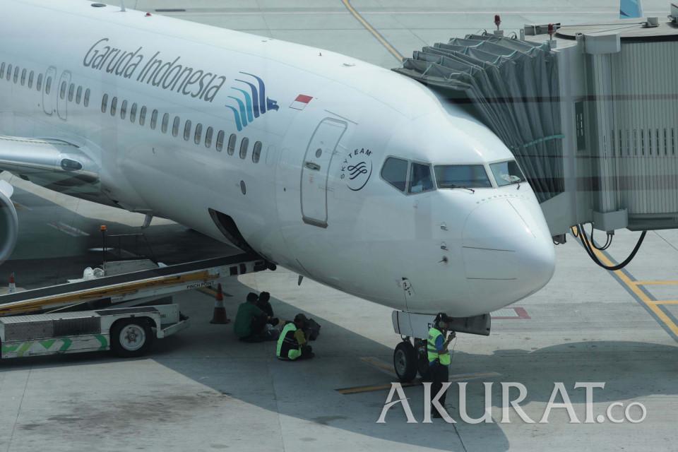 Walau Kalah di London, Pengamat: Peluang Negosiasi Garuda dengan Penyewa Pesawat Terbuka
