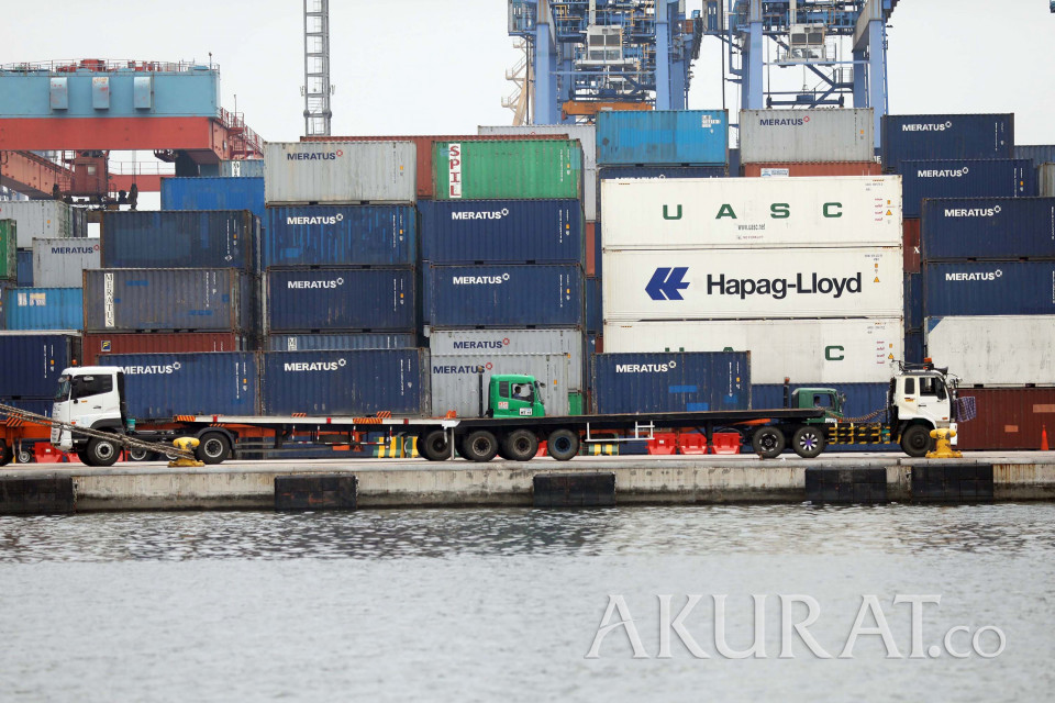 Kemenkeu : Surplus Neraca Perdagangan Agustus Terbesar Sejak 2006