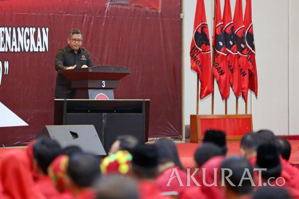 Sekjen PDIP Sebut Hari Raya Kurban Perkuat Semangat Hubbul Wathan Minal Iman