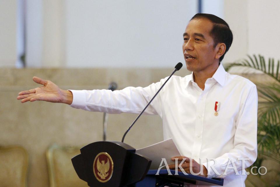 Demi Efisiensi Jokowi Bubarkan Perinus, Bhanda Ghara Reksa hingga Pertani