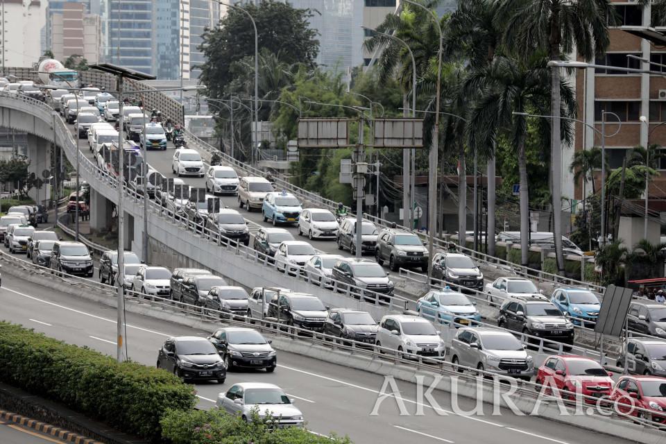 Mudik Idul Adha, Polisi Sebut Belum Ada Peningkatan Volume Kendaraan