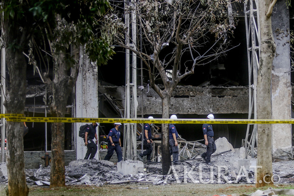 Kebakaran Gedung Kejagung Disebut Tak Sengaja, Komisi III F-Gerindra: Itu Janggal!