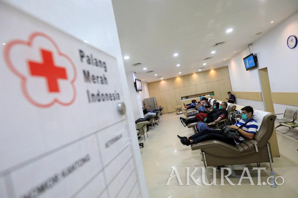 PMI: Stok Sejumlah Golongan Darah Masih Belum Mampu Penuhi Permintaan