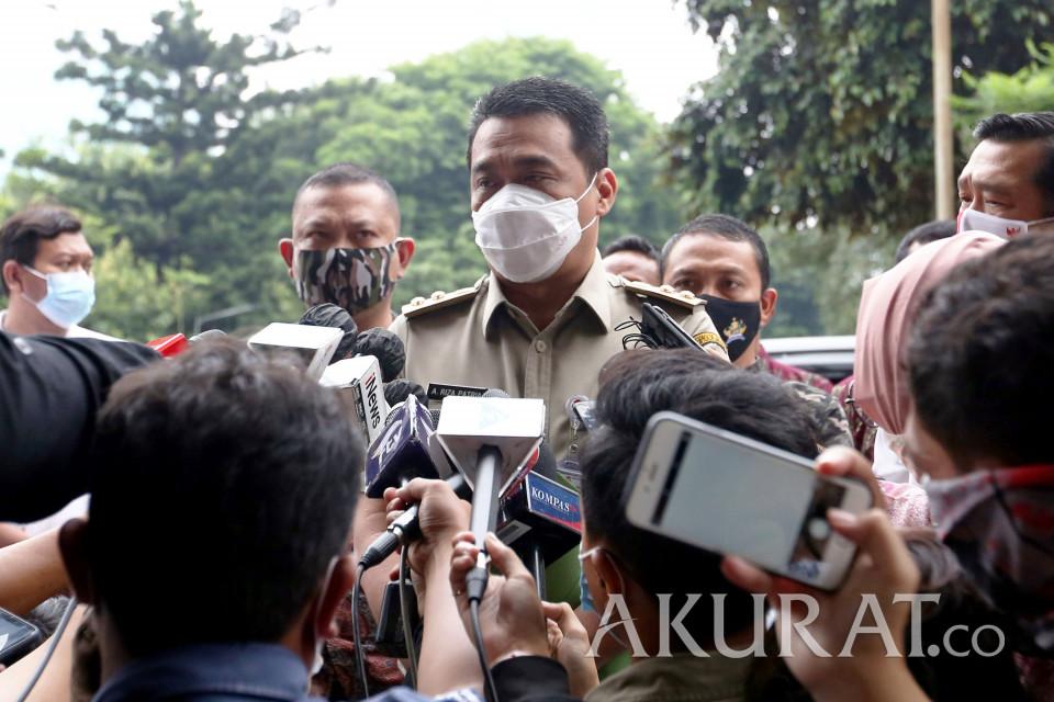 Level PPKMTurun, Warga Jakarta Tetap Diminta Tidak Keluar Rumah