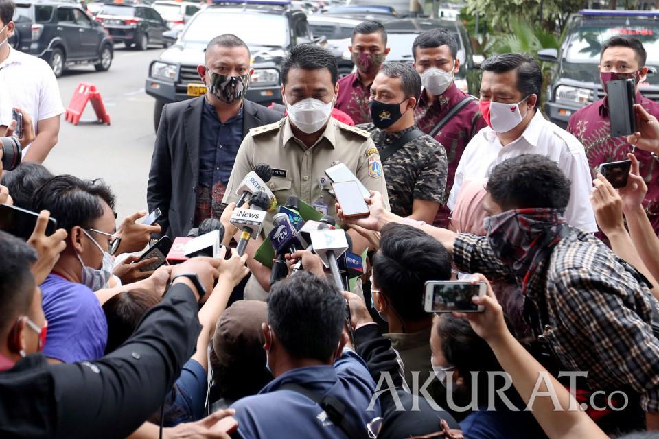 DKI Belum Tindaklanjuti Perintah Jokowi Soal Pemangkasan Harga PCR