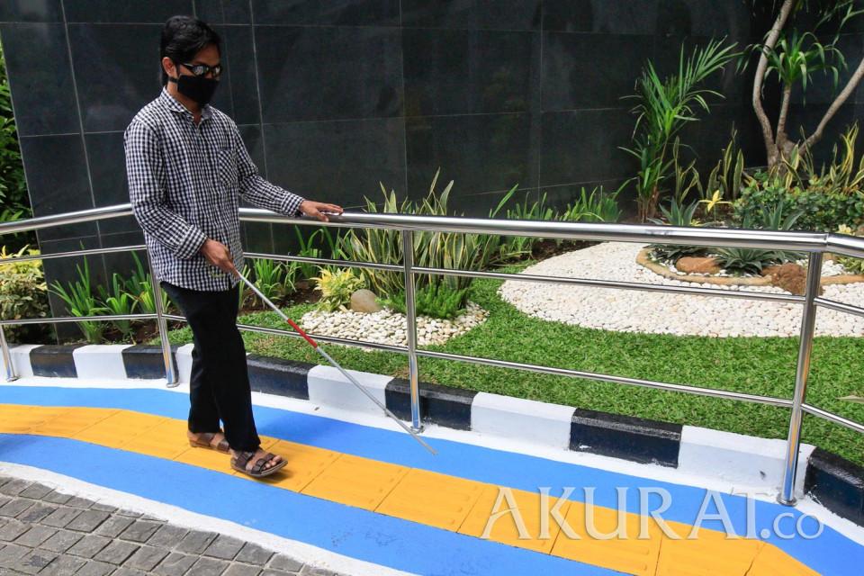 PN Jakarta Pusat Fasilitasi Layanan bagi Penyandag Disabilitas - Foto 1