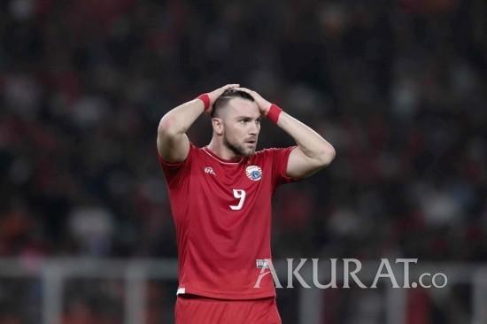 [FOTO] Persija Jakarta Tergusur Dari Piala AFC 2018