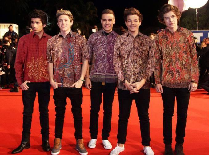 Harry Styles Ragukan One Direction Bisa Reuni, Ini Alasannya - Foto 1