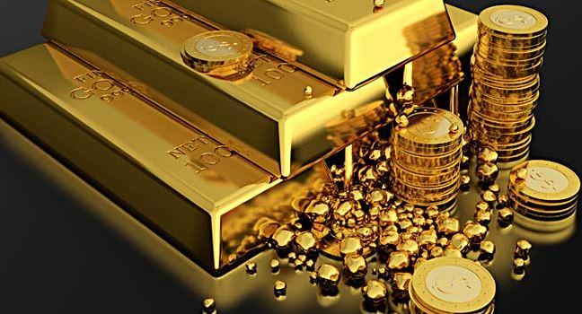 Dianggap Aman, Investor Kepincut Emas