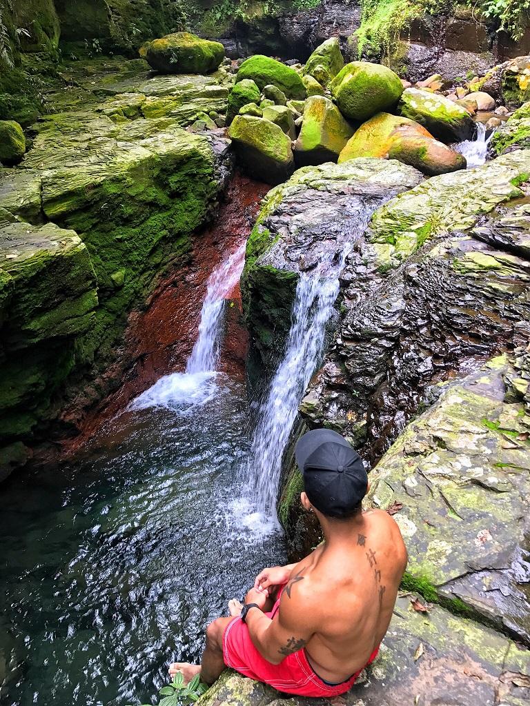 Yuk Nikmati Akhir Pekan di Air Terjun Curug Balong Endah - Foto 2