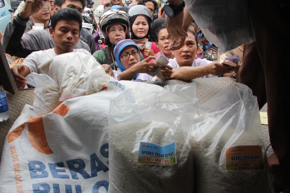 Palembang Gelar Bazar Sembako Murah di 18 Kecamatan Selama Ramadan