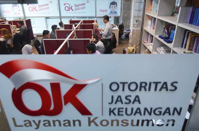 Meski Jakarta Berlakukan PSBB, OJK Pastikan Lembaga Keuangan Tetap Beroperasi