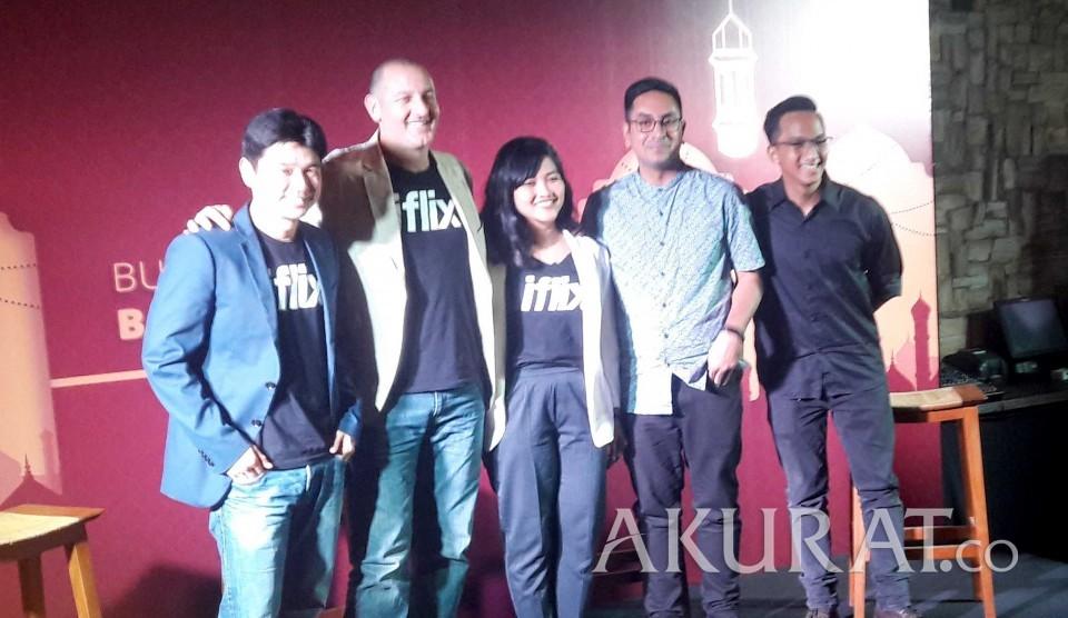 Film Susah Sinyal Tayang Gratis di Iflix