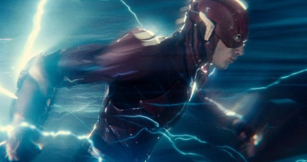Ezra Miller Siap Bintangi Film 'Flash'