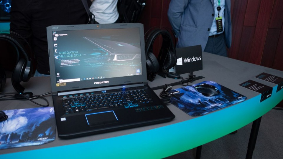 Predator Helios 500, Laptop Gaming Paling 'Gahar' dari ACER