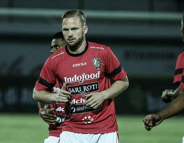 Tekad Baja, Bali United Berambisi Taklukan Persib Bandung
