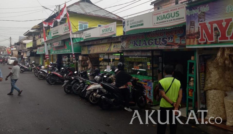 Pusat Oleh-Oleh Pempek di Palembang Di Sini Tempatnya - Foto 1