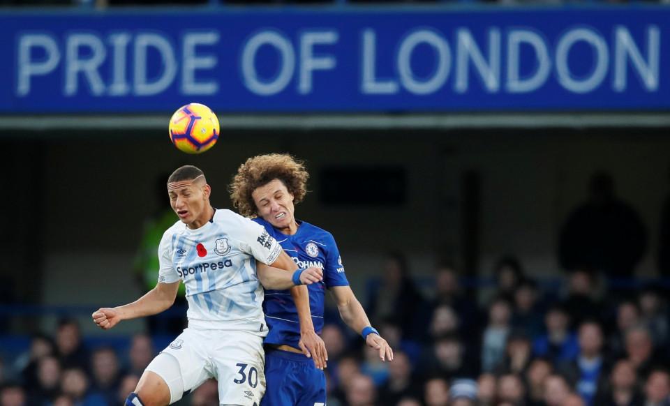 Diimbangi Everton, Chelsea Perpanjang Rekor Tak Terkalahkan
