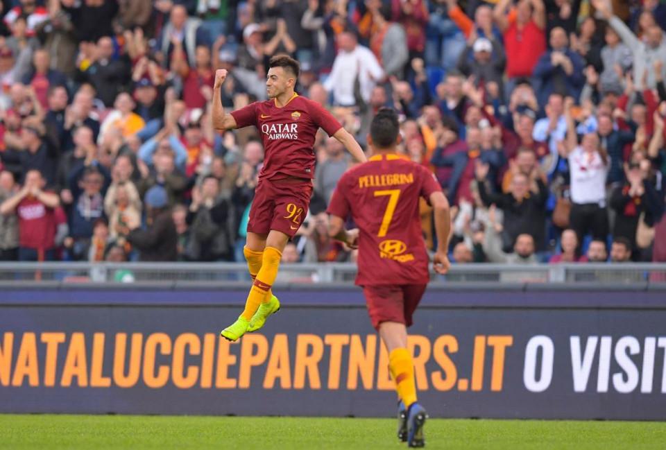 Roma Tekuk Sampdoria dengan Skor Telak di Olimpico