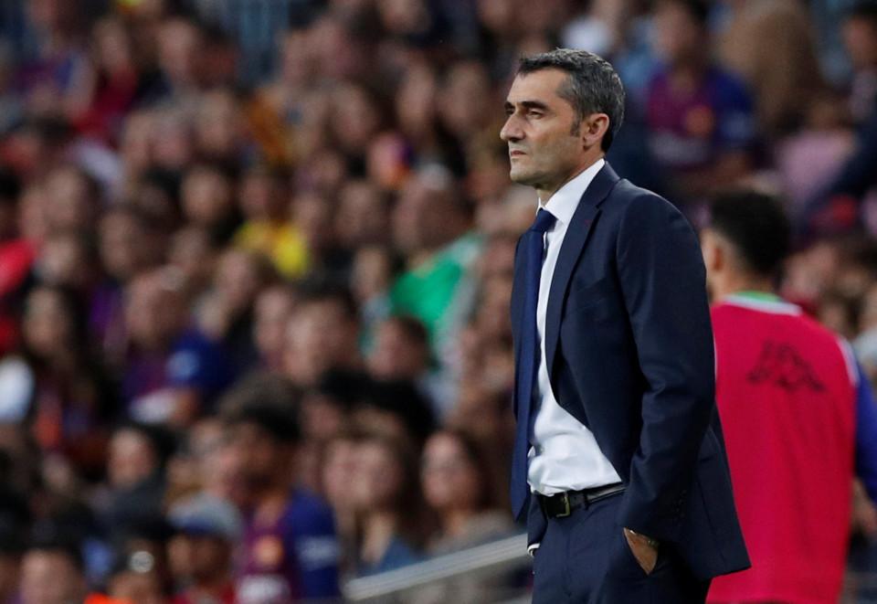 Ini Dia Penyebab Kekalahan Barcelona dari Betis