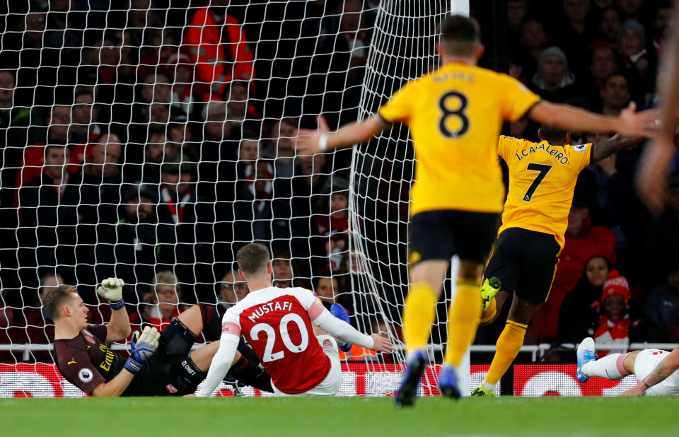 Babak I: Cavaleiro Kejutkan Arsenal di Markas Sendiri