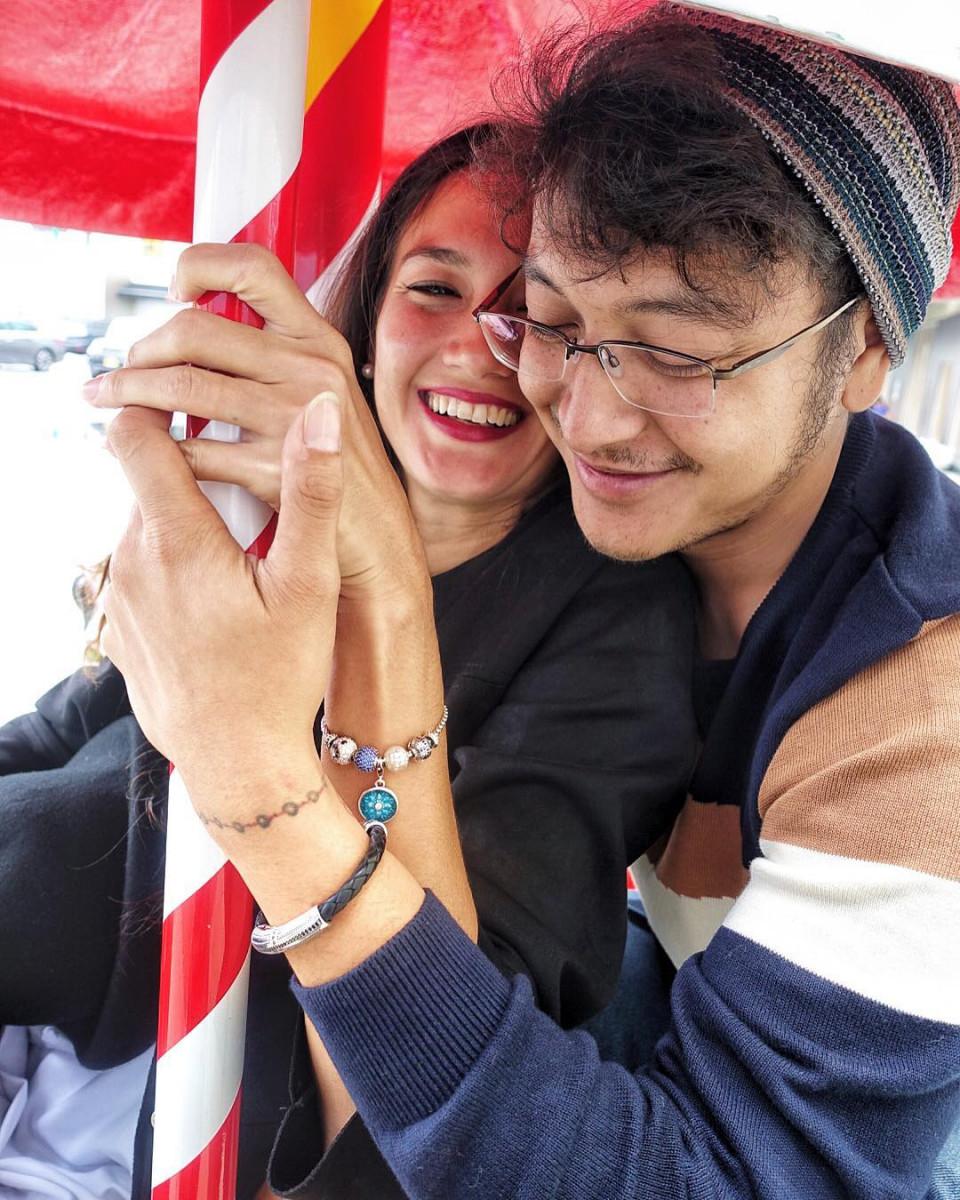 10 Momen Romantis Dimas Anggara dan Nadine Chandrawinata yang Makin Lengket - Foto 10