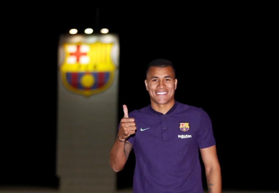 Resmi ke Barcelona, Mimpi Murillo Jadi Kenyataan