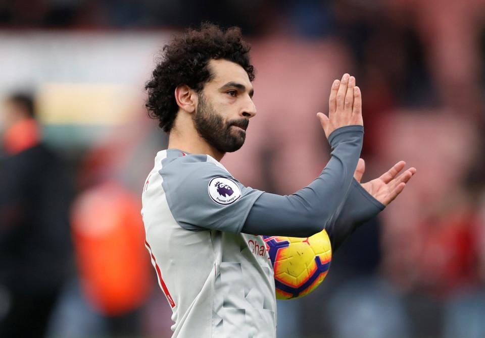 Lolos Sanksi FA, Salah Siap Tampil Lawan Arsenal & ManCity