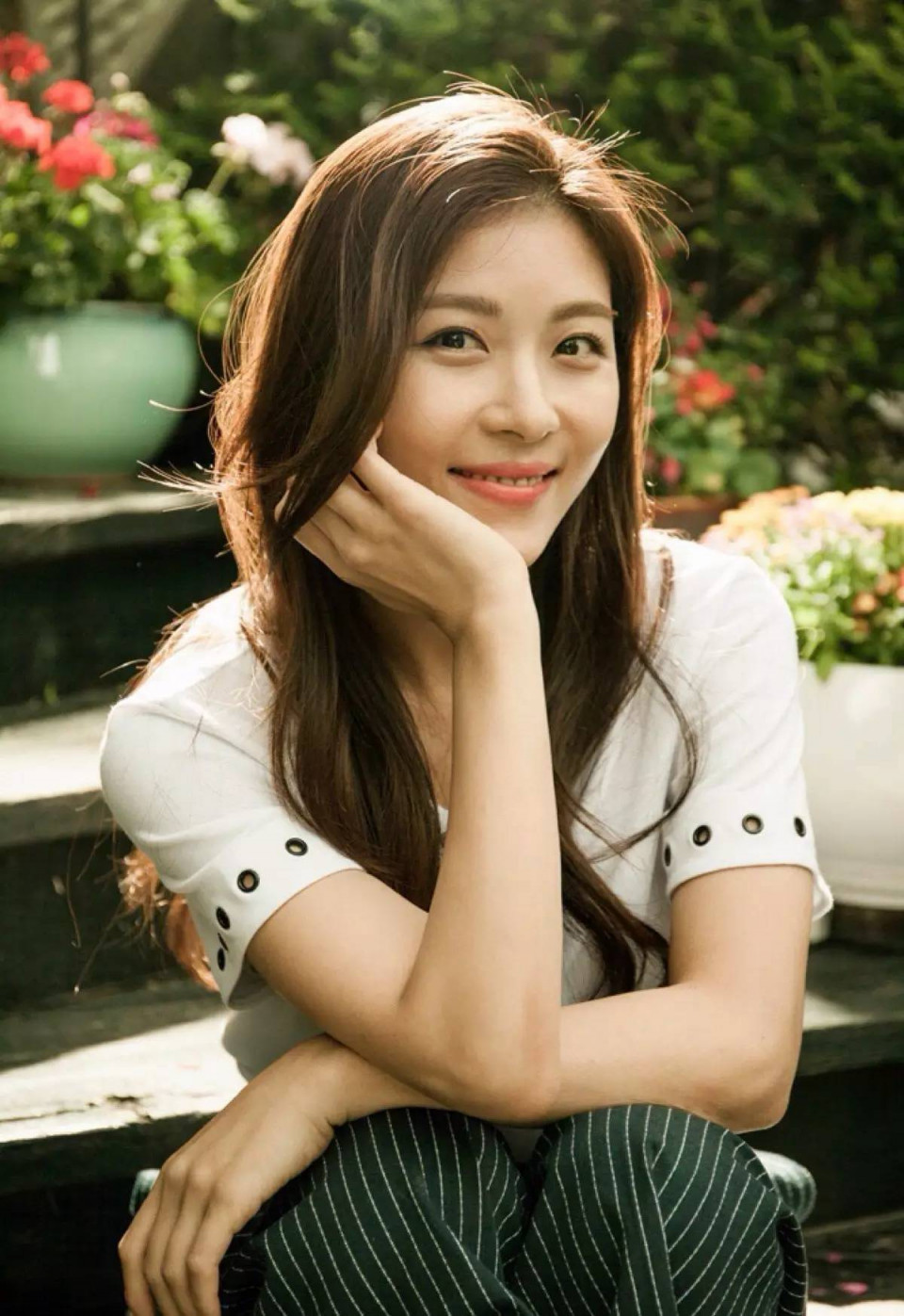 Masih Lajang di Usia 40 Tahun, 7 Aktris Korea Ini Tampak Awet Muda - Foto 1