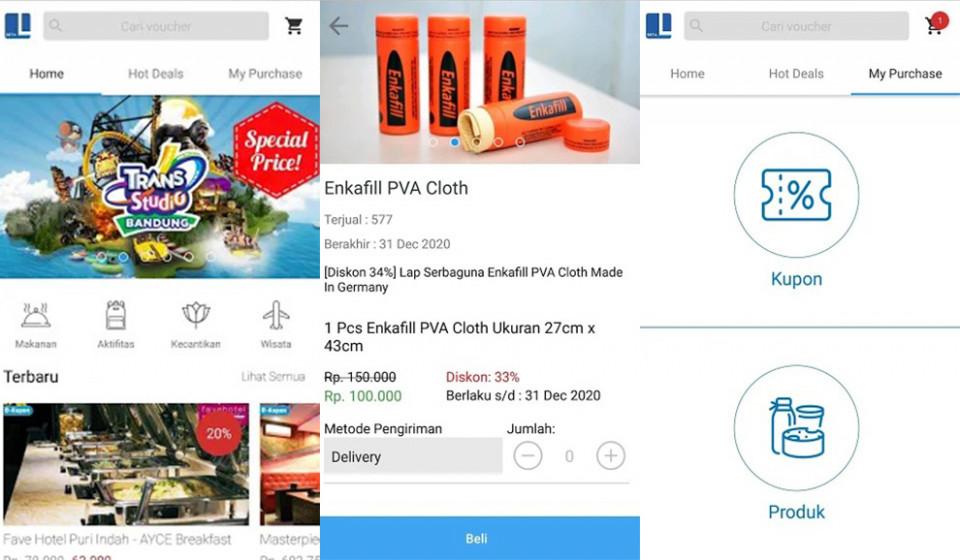 5 Aplikasi Ini Bikin Belanjaanmu Tetap Banyak Sekaligus Hemat - Foto 1