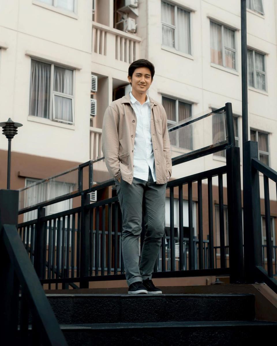 10 Potret Aktor Muda Kenny Austin, Finalis L-Men of The Year yang Juga Atlet Basket - Foto 7