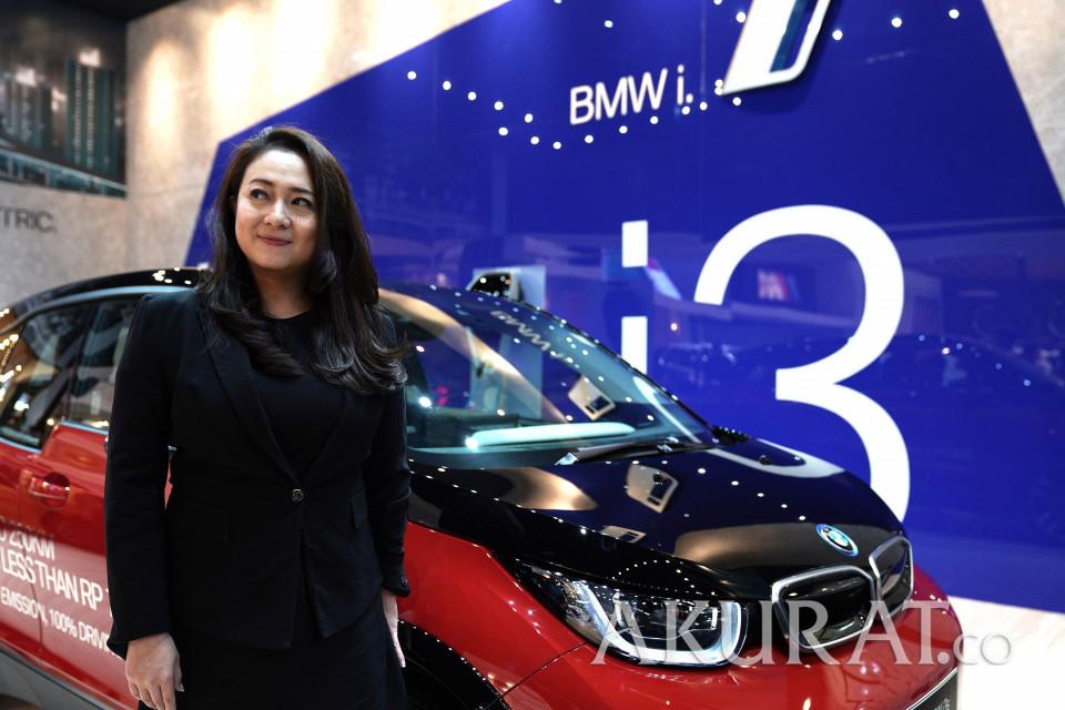 Jodie Otania, Srikandi Tangguh Kepunyaan BMW Indonesia - Foto 3