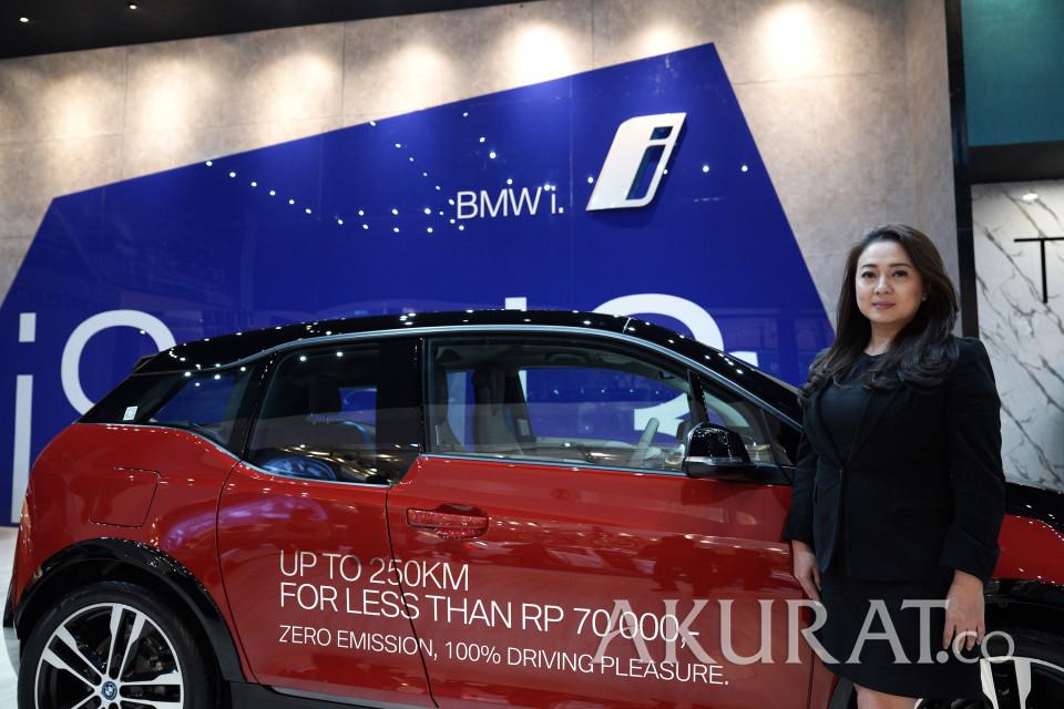 Jodie Otania, Srikandi Tangguh Kepunyaan BMW Indonesia - Foto 2