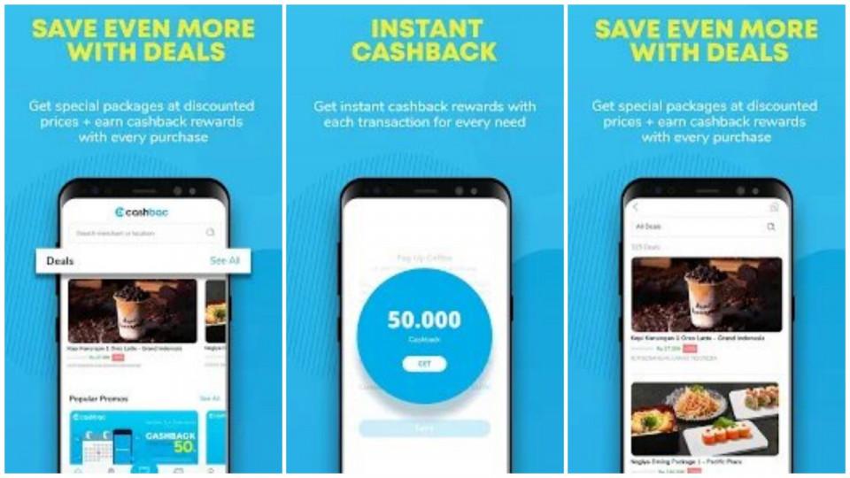 3 Aplikasi Cashback Ini Bikin Belanja Bulanan Nggak Ngerusak Kantong - Foto 3