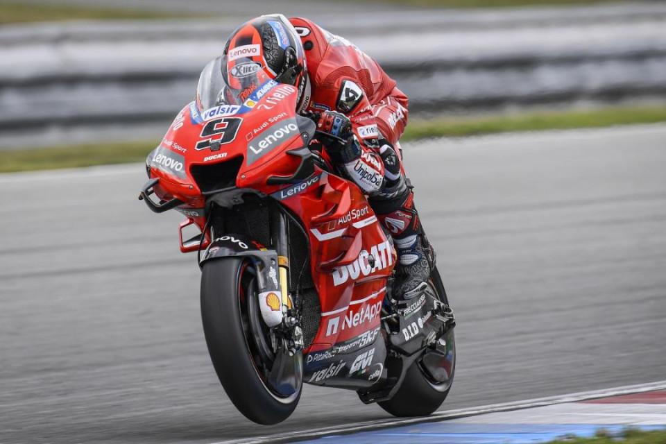 Danilo Petruci Manfaatkan Mundurnya Jadwal MotoGP Untuk Pemulihan Cedera