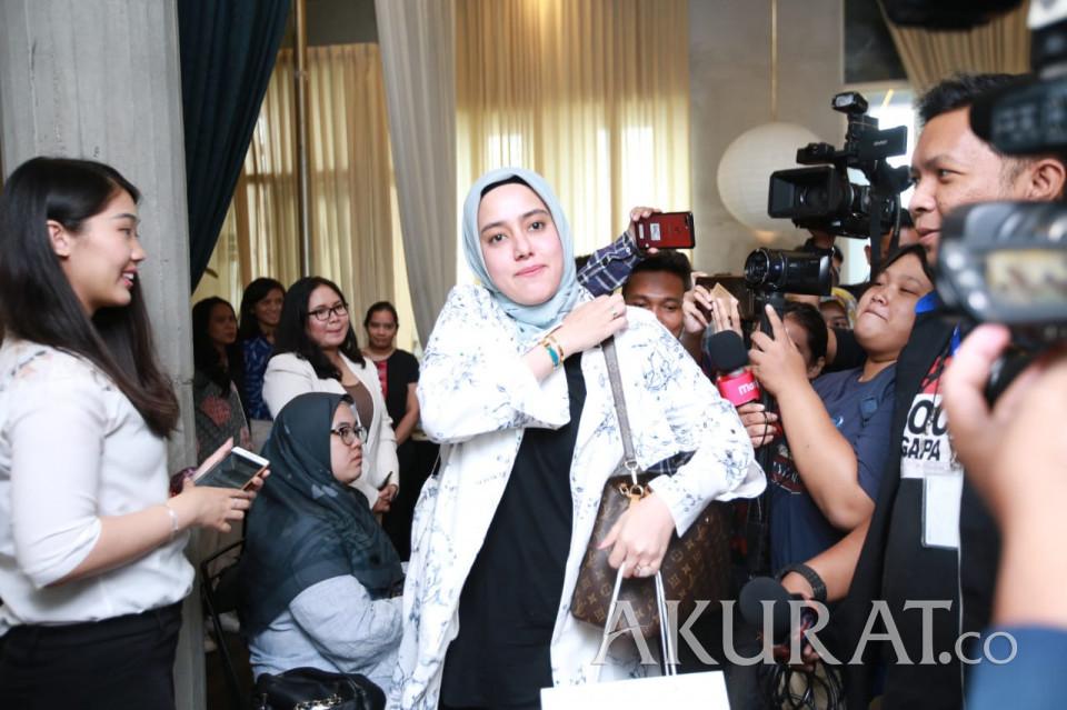 Fairuz A Rafiq Akui Siap Jalani Sidang Perdana Kasus Trio Ikan Asin