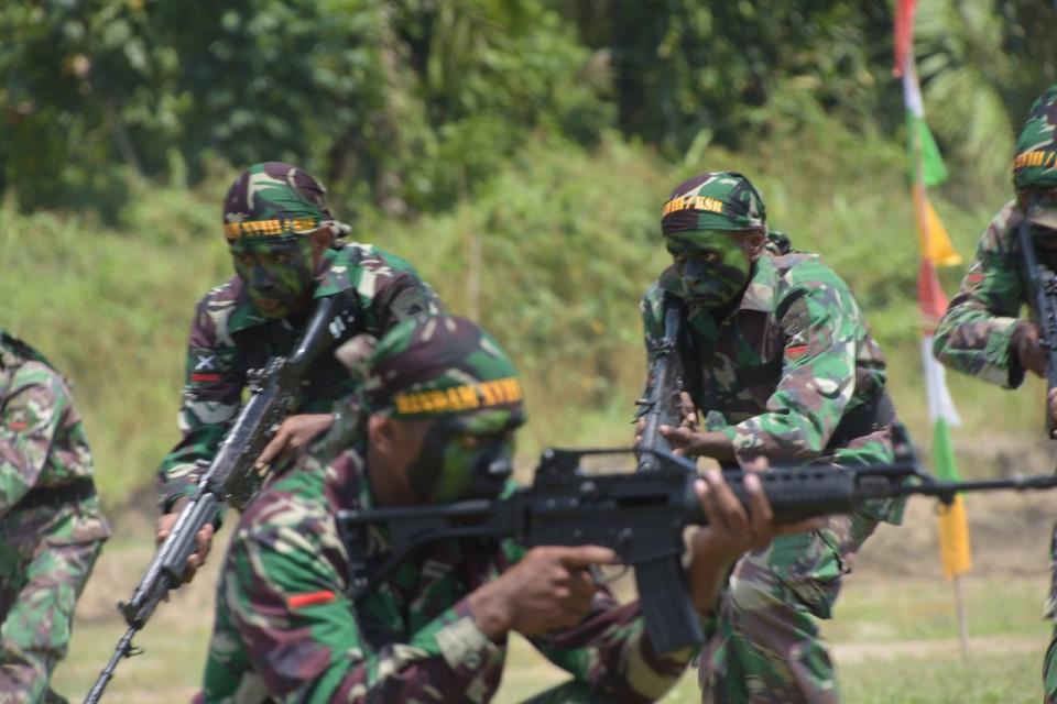 Setelah Baku Tembak, Satgas Nemangkawi Kuasai Markas Kelompok Teroris Papua