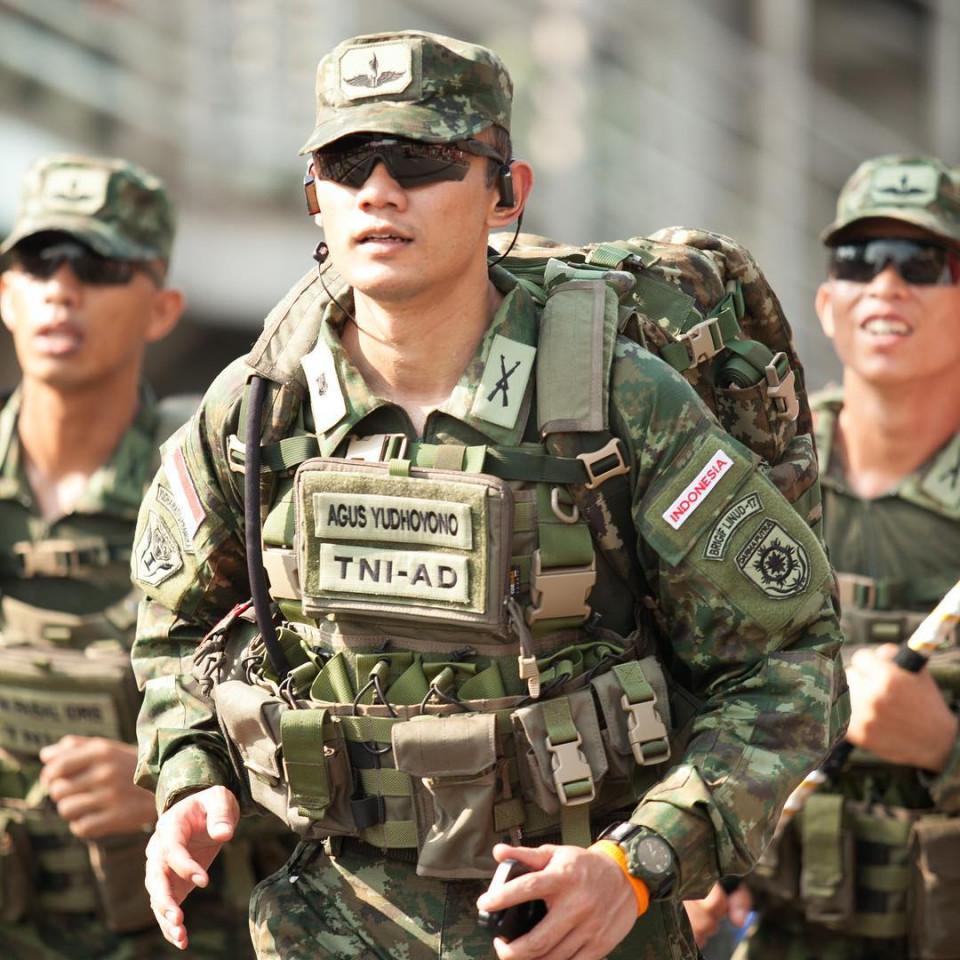 Tampil Gagah, Ini 10 Potret Kenangan AHY saat Masih Berseragam TNI - Foto 10