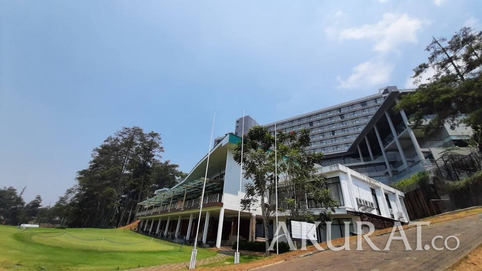 Pandemi Corona, Okupansi Perhotelan di Bandung Turun Sampai 50%
