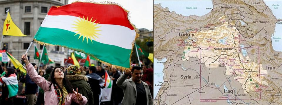Digempur Turki hingga Dikhianati AS, ini 5 Fakta Menarik Bangsa Kurdi - Foto 1