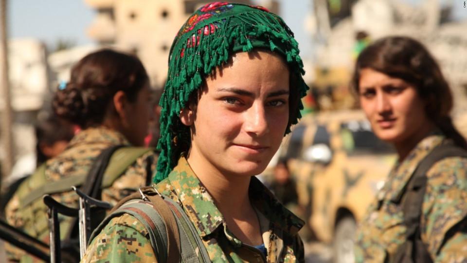 Digempur Turki hingga Dikhianati AS, ini 5 Fakta Menarik Bangsa Kurdi - Foto 4
