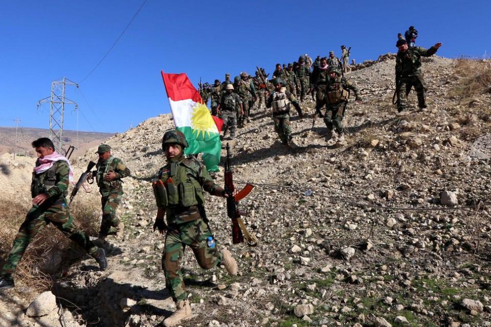 Digempur Turki hingga Dikhianati AS, ini 5 Fakta Menarik Bangsa Kurdi - Foto 5