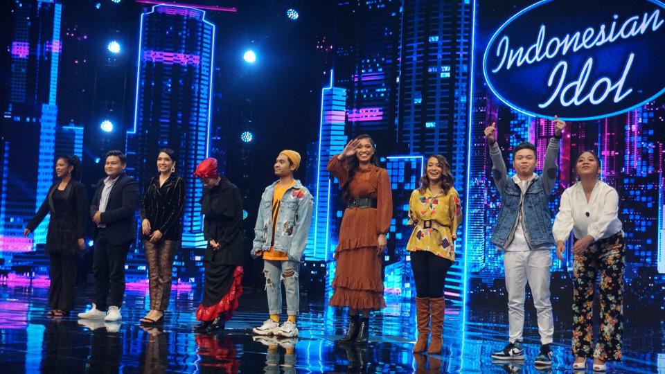Ini 18 Kontestan yang Lolos ke Babak Final Showcase Indonesian Idol 2019 - Foto 1