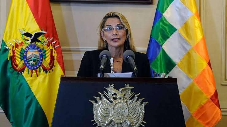 Deklarasikan Diri Sendiri sebagai Presiden Bolivia, ini 5 Fakta Menarik Jeanine Anez - Foto 4