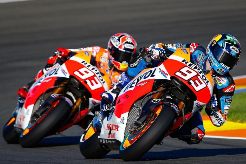 Corona Paksa MotoGP Italia dan Katalunya Resmi Ditunda
