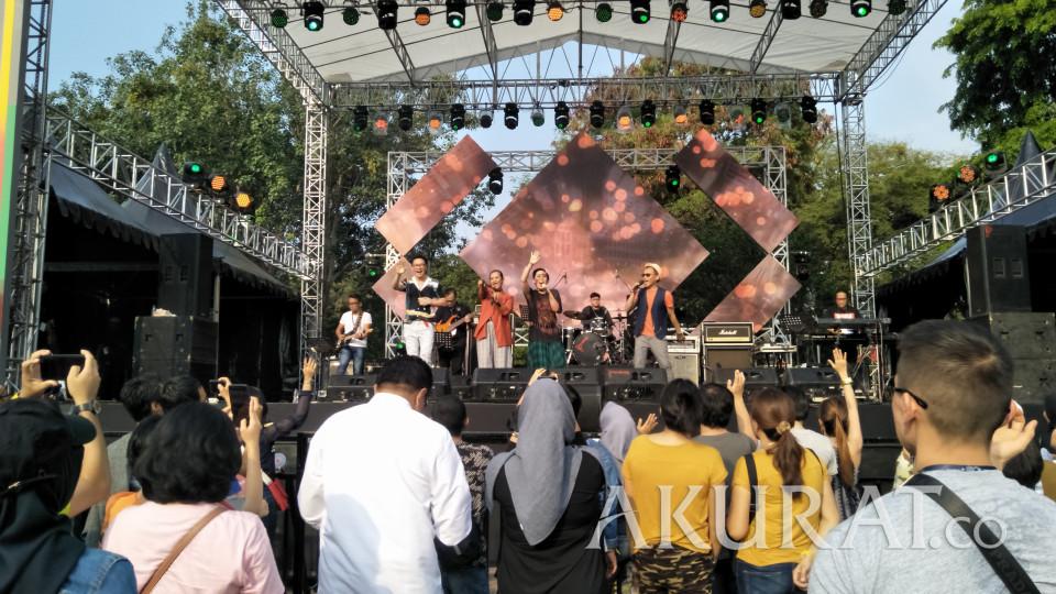 Warna Sukses Menghibur Generasi 90an di The 90's Festival
