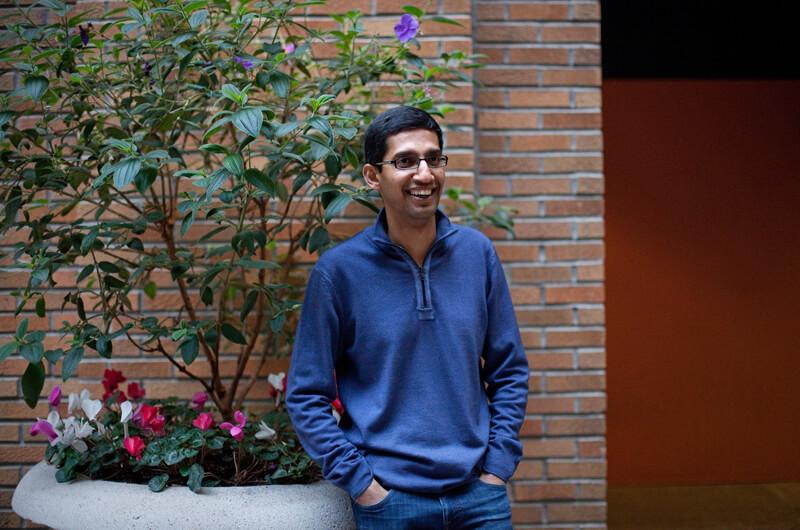 Jenius yang Rendah Hati, ini 7 Fakta Menarik CEO Alphabet Inc dan Google Sundar Pichai - Foto 7