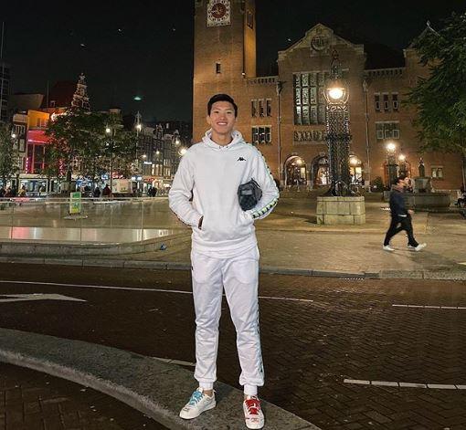 5 Potret Doan Van Hau saat Tersenyum, Pemain Vietnam yang Bikin Cedera Evan Dimas - Foto 2
